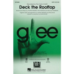 Deck the Rooftop (featured in Glee), SSA Parts