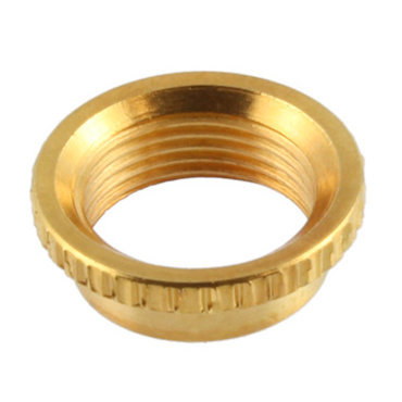 View larger image of Deep Round Nut - Gold