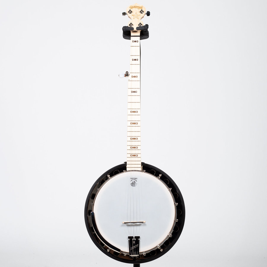 View larger image of Deering Goodtime Two 5 String Banjo with Resonator