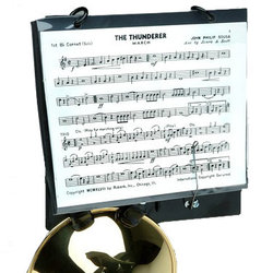 DEG HC260 Trumpet Lyre - Clamp-on