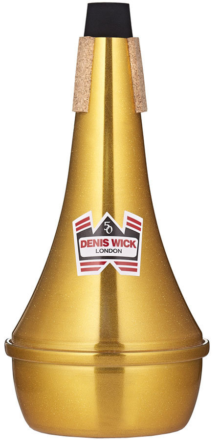 View larger image of Denis Wick 50th Anniversary Special Edition Trombone Straight Mute
