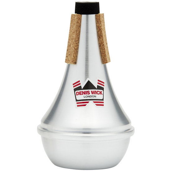 View larger image of Denis Wick Aluminum Straight Trumpet Mute