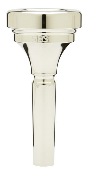 View larger image of Denis Wick Classic Trombone Mouthpiece - Silver, 5BS