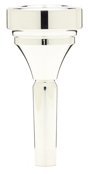 View larger image of Denis Wick Classic Tuba Mouthpiece - Silver, 1L
