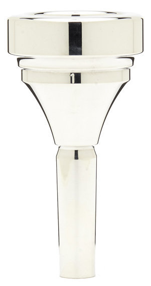 View larger image of Denis Wick Classic Tuba Mouthpiece - Silver, 4L