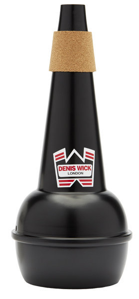 View larger image of Denis Wick Practice Mute for Bass Trombone or Tenor Horn