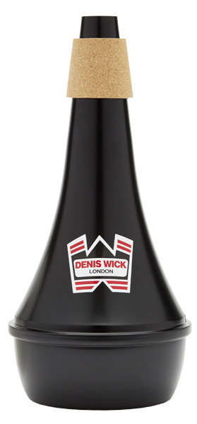 View larger image of Denis Wick Practice Mute for Trombone or Large Flugelhorn