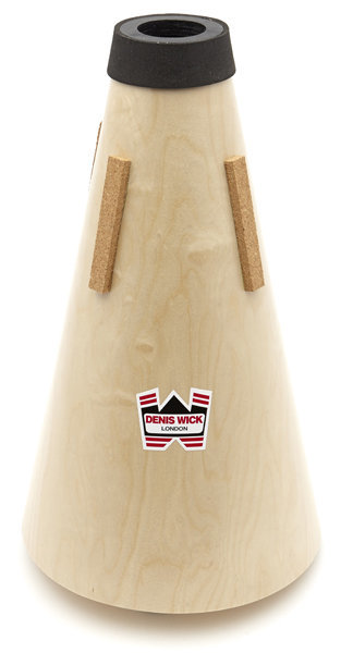 View larger image of Denis Wick Wooden Straight Mute for Euphonium