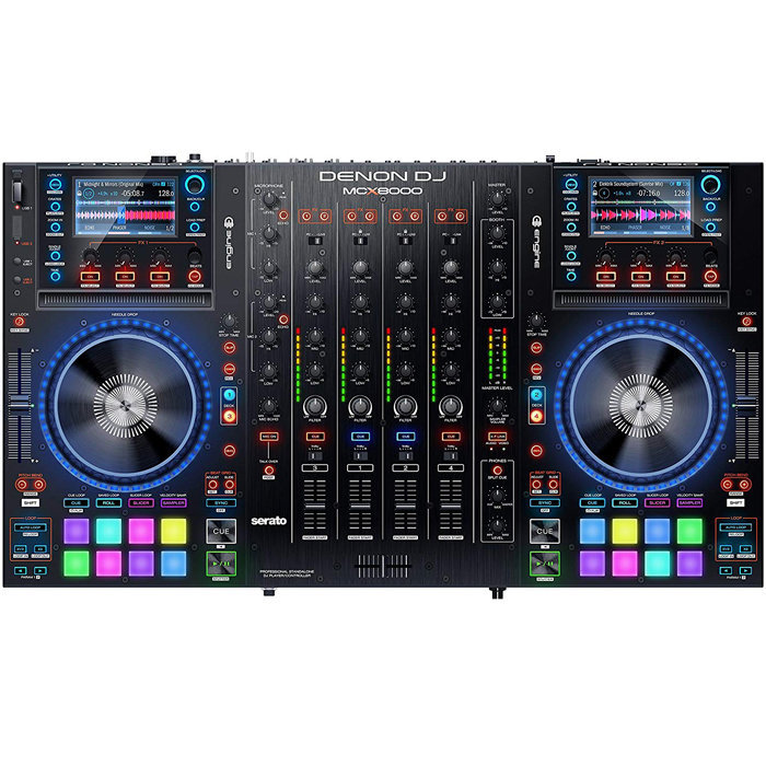 View larger image of Denon DJ MCX8000 DJ Controller