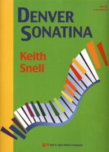View larger image of Denver Sonatina (Snell)