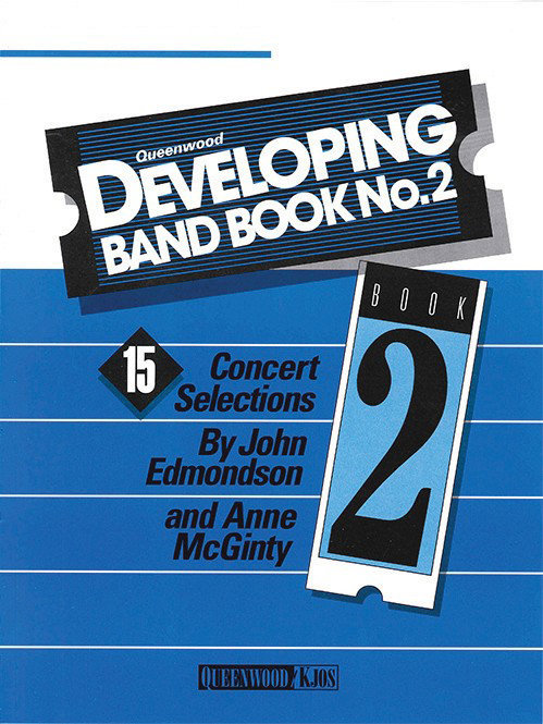 View larger image of Developing Band Book No.2 - F Horn