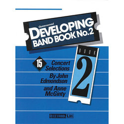 Developing Band Book No.2 - Trumpet 1