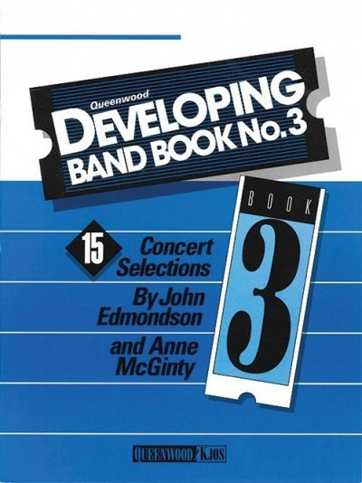 View larger image of Developing Band Book No.3 - Conductor w/CD