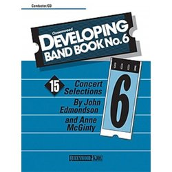 Developing Band Book No.6 - Conductor w/CD