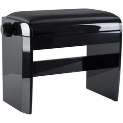 Dexibell DX Piano Bench - Black Polished