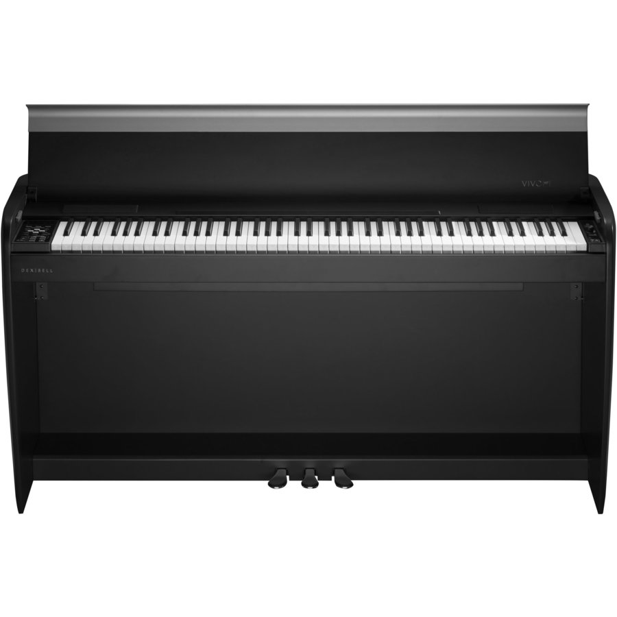 View larger image of Dexibell VIVO H7 Digital Home Piano - Black Matte