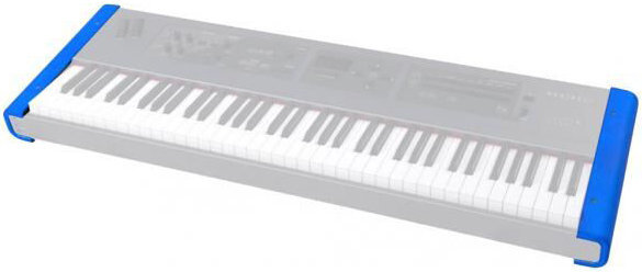 View larger image of Dexibell VIVO Keyboard End Panels - Blue
