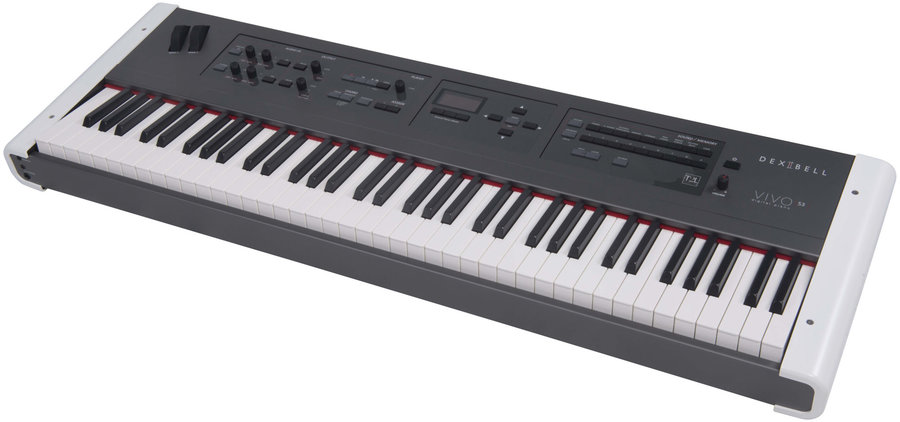 View larger image of Dexibell VIVO S3 73-Key Digital Stage Piano