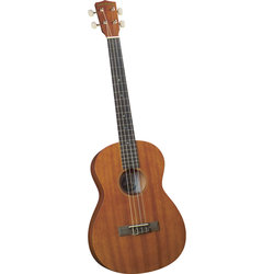Diamond Head Deluxe Natural Mahogany Baritone Ukulele