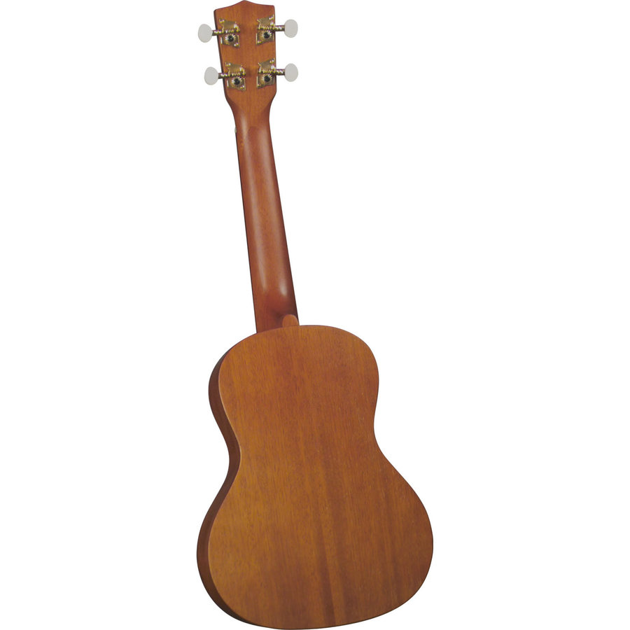 View larger image of Diamond Head Deluxe Natural Mahogany Concert Ukulele