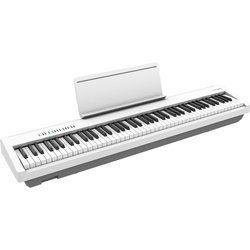 Roland FP-30X Digital Piano with Speakers - White