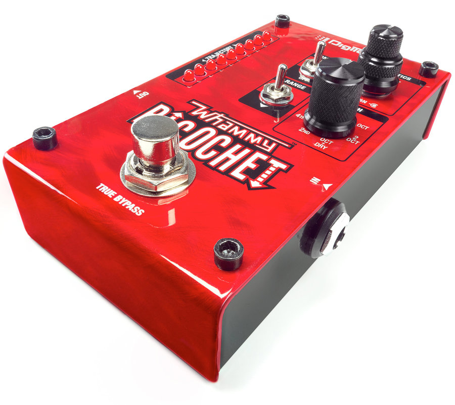 View larger image of DigiTech Whammy Ricochet Pitch Shift Pedal
