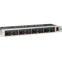 Behringer DI4000 V2 4-Channel Rackmount Active DI-Box