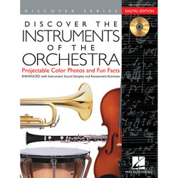 Discover the Instruments of the Orchestra - Digital Version