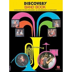 Discovery Band Bk.1 Conductor