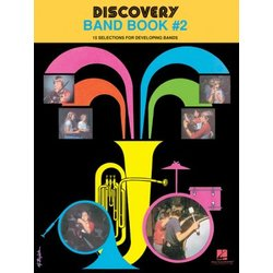 Discovery Band Bk.2 - Clarinet 1