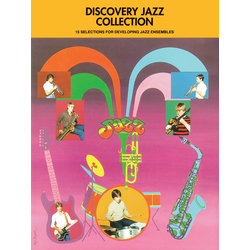 Discovery Jazz Collection - Trombone 1