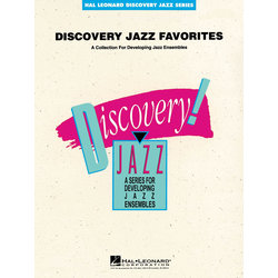 Discovery Jazz Favourites - Tenor Sax 1
