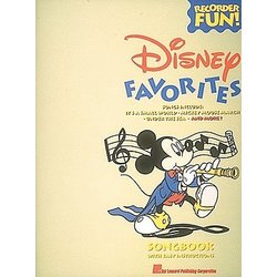 Disney Favorites (Recorder)
