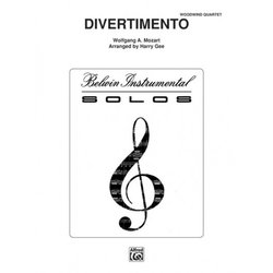 Divertimento - (Wood Wind Quartet)