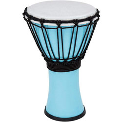 """Toca Freestyle II Colorsound Djembe - 7"""", Pastel Blue"""