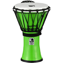 Toca Freestyle Colorsound Djembe II - Pastel Green