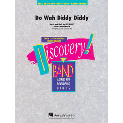 Do Wah Diddy Diddy - Score & Parts, Grade 1.5