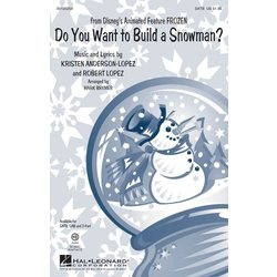 Do You Want To Build a Snowman? (from Frozen) - 2PT Parts
