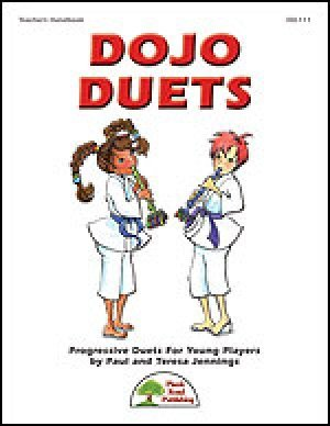 View larger image of Dojo Duets - Kit with CD (Recorder Duet)