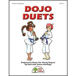 Dojo Duets - Kit with CD (Recorder Duet)