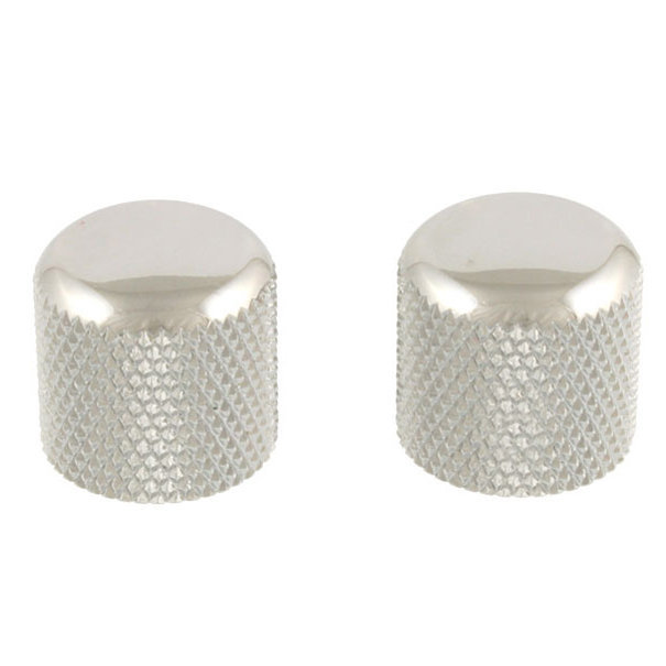 View larger image of Dome Knobs - Chrome, Push-On