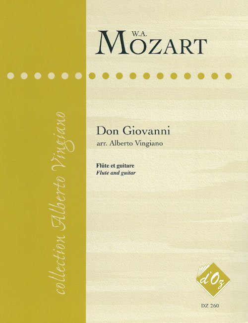 View larger image of Don Giovanni (Mozart) - Guitar & Flute Duet
