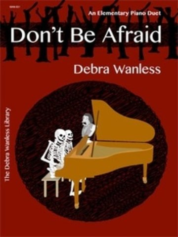 View larger image of Don't Be Afraid - Piano Duet (1P4H)