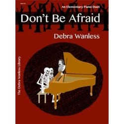 Don't Be Afraid - Piano Duet (1P4H)