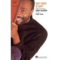 Don't Worry Be Happy (Bobby Mcferrin), SATB (A Cappella) Parts