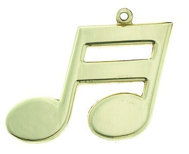View larger image of Double 16th Note Keychain