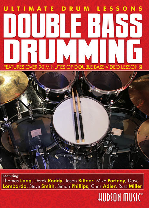 View larger image of Double Bass Drumming - Ultimate Drum Lessons Series