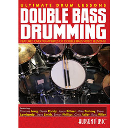 Double Bass Drumming - Ultimate Drum Lessons Series