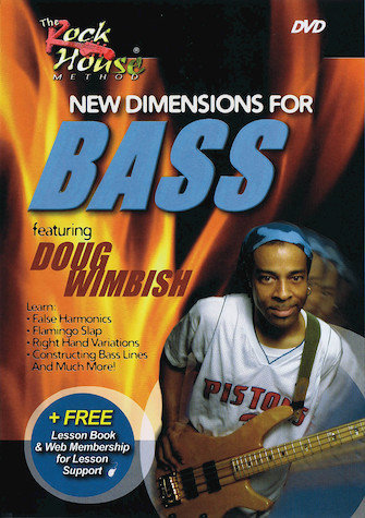 View larger image of Doug Wimbish of Living Colour – New Dimensions for Bass