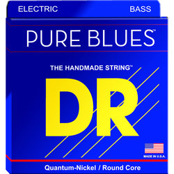 DR Pure Blues Victor Wooten Signature Bass Guitar Strings - 40-95